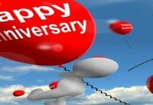 5 Best Wedding Anniversary Ideas