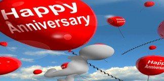 5 Best Wedding Anniversary Ideas