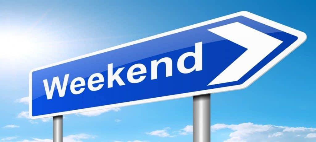 5 Ways to Get a Wonderful Weekends
