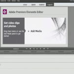 adobe premiere elements editing