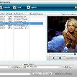 Aimersoft DRM Media Converter screenshot