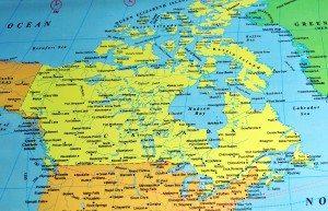 Canda-Map
