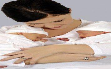 How to Breastfeeding Twins