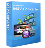 NoteBurner M4VConverterPlus Box