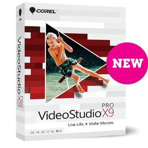 VideoStudio Pro X9 review