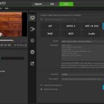 VideoStudio Pro X10.5settings