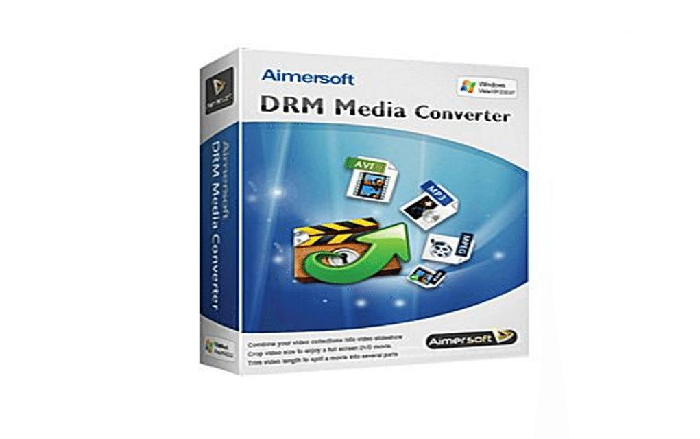 Aimersoft drm media converter 1 4 7