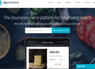 Bigcommerce review 5best things
