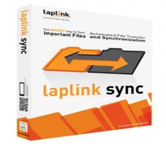 Laplink pcsync review box