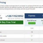 Livedrive-price