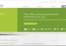 Mozy Pro Cloud Storage Review