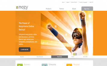 Mozy Review 2016