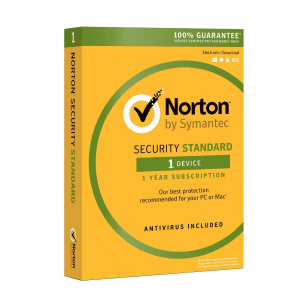 Norton Security Standard MAC Review 2016