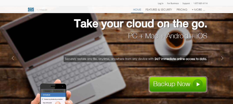 Sos Online Backup Review 2016 Best Cloud Storage