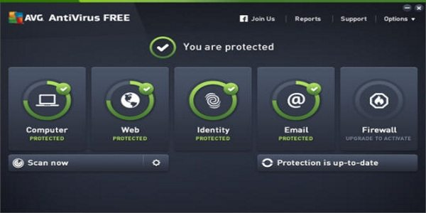 AVG Home Edition free