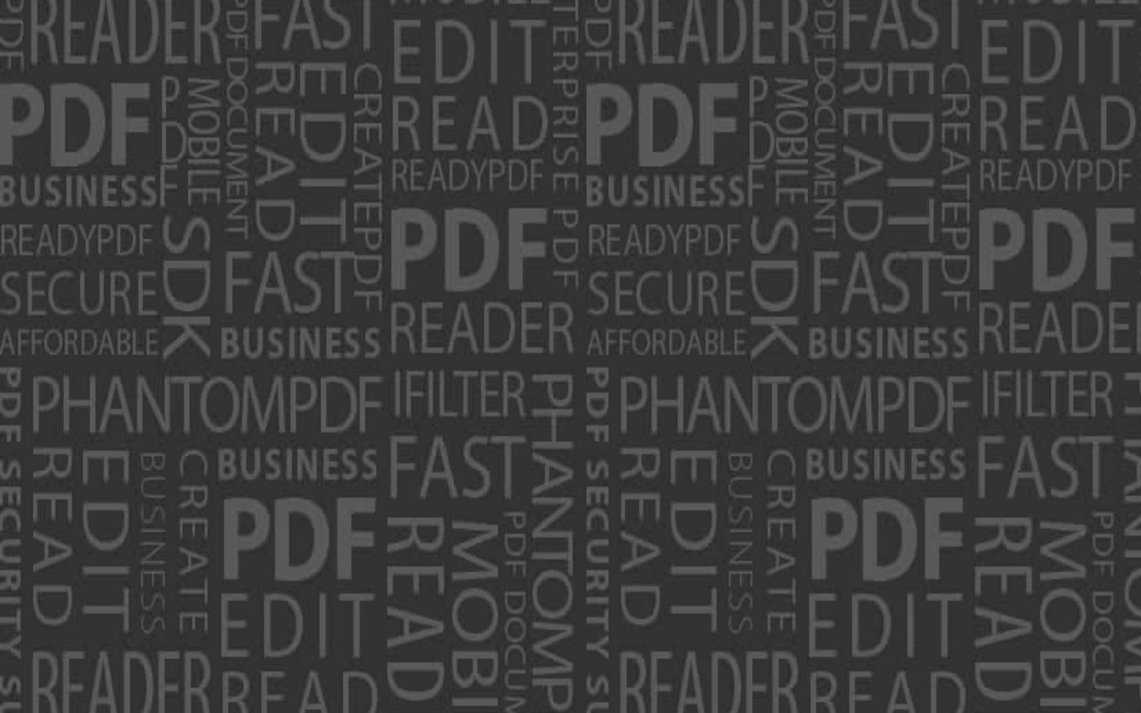 Best PDF Software 2017