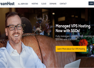 DreamHost VPS review