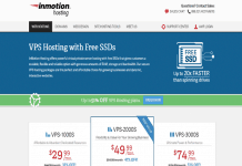 InMotin VPS Hosting review