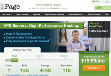 ipage vps hosting review