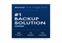 Acronis True Image Review 2016