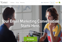 iContact Email Marketing Review