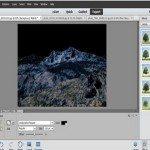 Adobe Photoshop Elements V13 editing