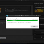 Duplicate Photos Fixer Pro scan