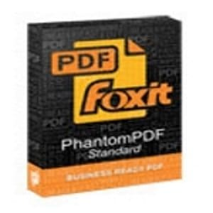Foxit PhantomPDF Standard review