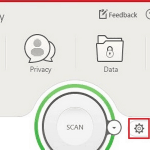 Trend Micro Internet Security 2017 dashboard