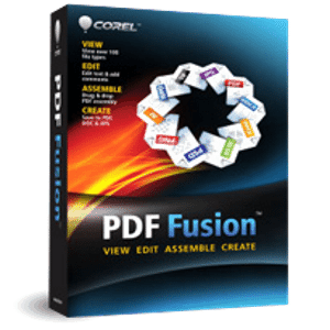 corel pdf fushion review