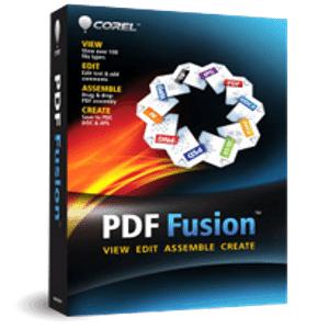 corel pdf fushion review