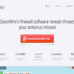 GlassWire Firewall software Review