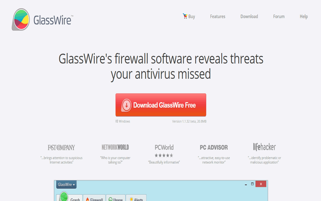 GlassWire Firewall 2018 Review: Pros & Cons of The GlassWire