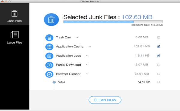 Systweak Doctor Disk Cleaner Deleting Junk Files