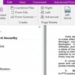 Power PDF Standard edit
