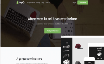 Shopify Review 2017 5 best things