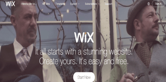 Wix Review 2016