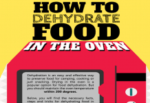 Best Way Dehydrate Food In The Toaster Oven