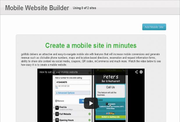 Netfirms website Builders