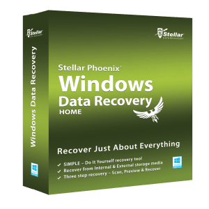 Stellar Phoenix Windows Data Recovery review