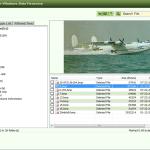 Stellar Phoenix Windows Data Recovery screenshot
