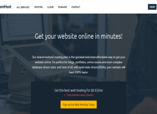 dreamhost shared web hosting review