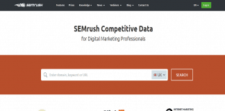 semrush Review 2018