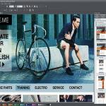 XARA Web Designer 11 Premium homepage