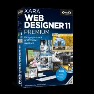 XARA Web Designer 11 Premium