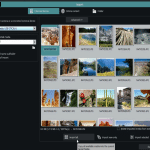 MAGIX Photo Manager import
