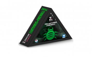 ZoneAlarm PRO antivirus review