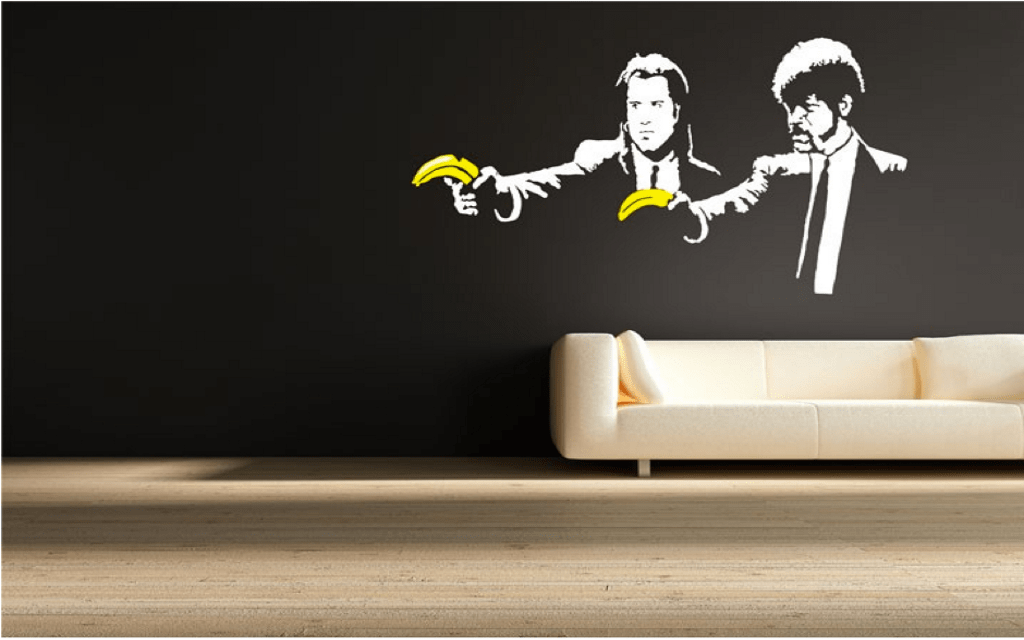 best banksy wall art pieces
