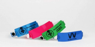 Types of Wristbands