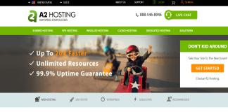 A2 hosting review 2018